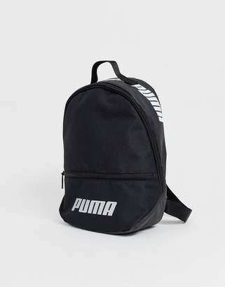 Puma Core Archive black backpack