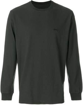 Stussy long sleeve jersey tee