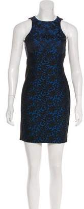 Stella McCartney Jacquard Mini Dress