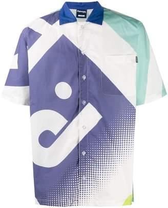 Paterson. printed short-sleeved shirt