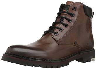 HUGO BOSS BOSS Orange Men's Hero Leather Half Boot Fashion