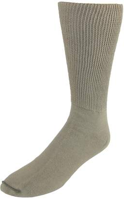 Co Extra Wide Sock Men's Big & Tall Cotton Medical Support Socks