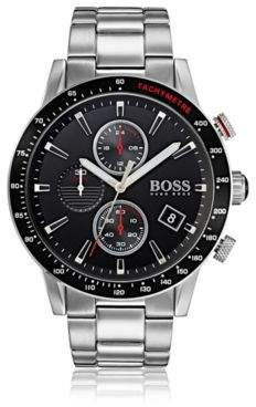 BOSS Hugo Rafale Competitive Sport, Chronograph Watch 1513509 One Size Assorted-Pre-Pack