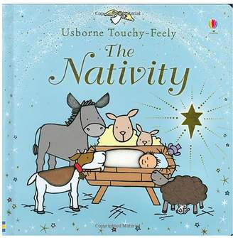 Touchy Feely Nativity Book