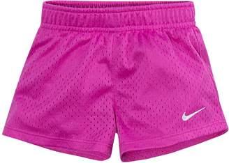 Nike Toddler Girl Mesh Shorts