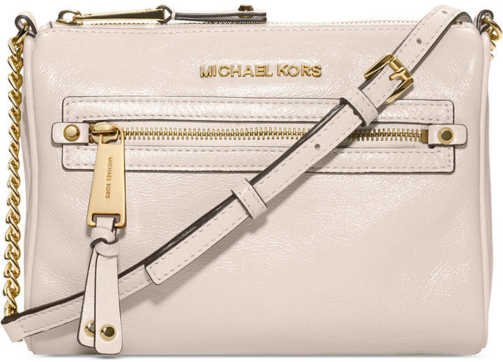 MICHAEL Michael Kors Handbag, Devon Small Messenger Bag