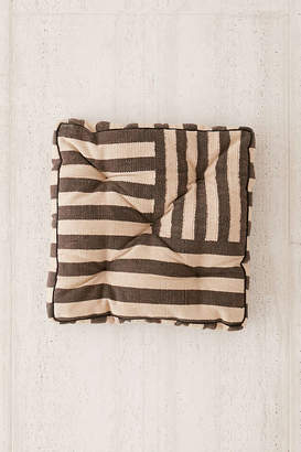 Urban Outfitters Sunfaded Stripe Floor Pillow