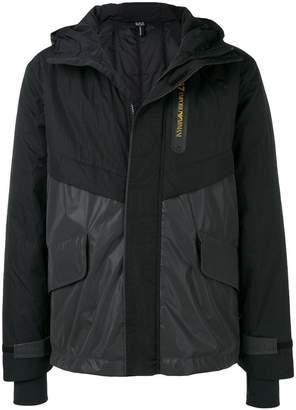 Emporio Armani Ea7 hooded jacket