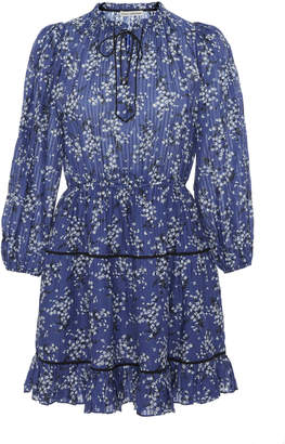 Ulla Johnson Brienne Cotton-Silk Dress