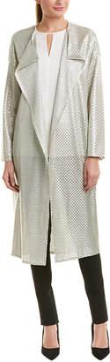 Akris Silk Coat