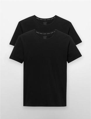 Calvin Klein modern cotton stretch 2-pack crewneck t-shirt