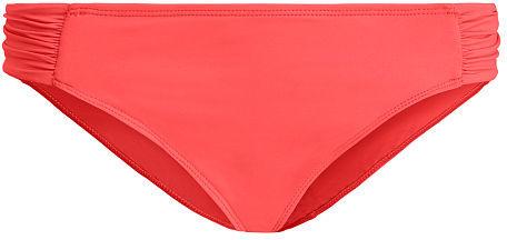 Ralph Lauren Lauren Ruched Hipster Bikini Bottom
