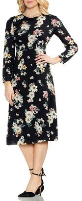 Vince Camuto Floral Story Dress