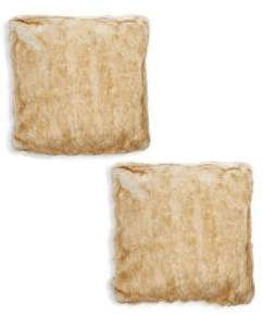 Safavieh Faux Fur Pillows