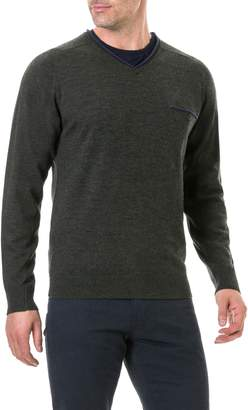Rodd & Gunn Goose Bay Wool Sweater