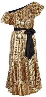 Temperley London Eliska Ruffle Dress