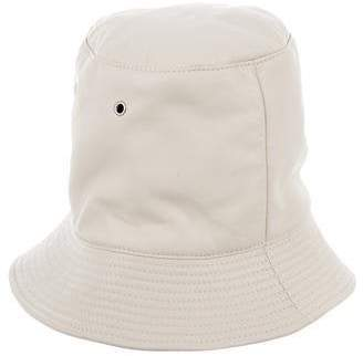 Aalto Leather Bucket Hat