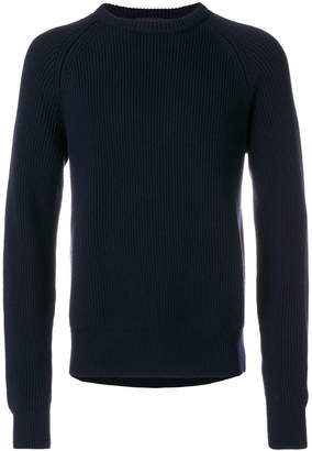 Cédric Charlier classic knitted sweater