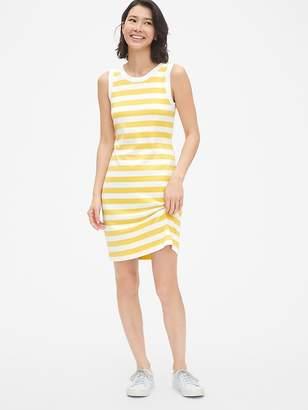 Gap Modern Sleeveless Ringer T-Shirt Dress