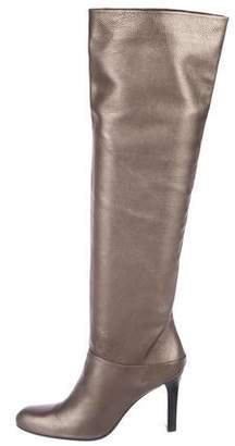 Stuart Weitzman Crushable Knee-High Boots w/ Tags