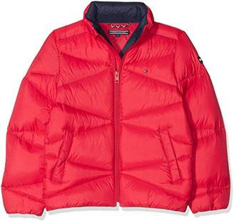 Tommy Hilfiger Boy's Packable Light Down Jacket,(Size: 3)