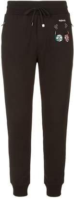 Dolce & Gabbana Applique Sweatpants