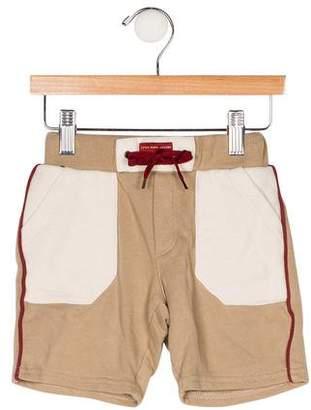 Little Marc Jacobs Boys' Four Pocket Knee-Length Shorts