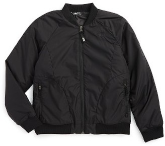 Girl's The North Face Rydell Bomber Jacket $80 thestylecure.com