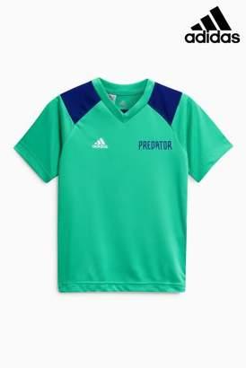 Next Boys adidas Predator Football Jersey