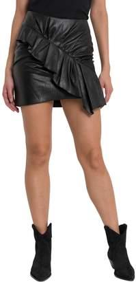 Etoile Isabel Marant Shirt Skirt With Rouches
