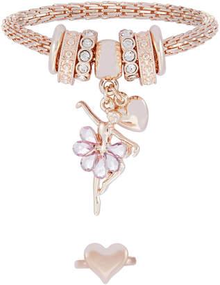 Monsoon Prima Trinket Bracelet & Ring Set