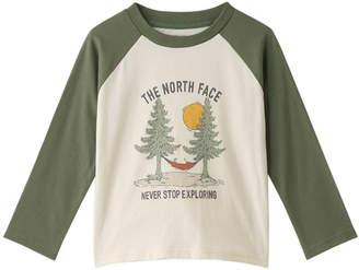 The North Face (ザ ノース フェイス) - ザ・ノース・フェイス L/SラグランTシャツ