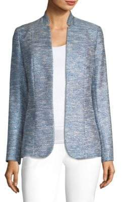Elie Tahari Tori Wool Jacket