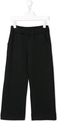 Douuod Kids wide leg trousers