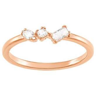 Swarovski Women Stainless Steel Piercing Ring - 5357643
