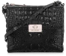 Brahmin Melbourne Leather Manhattan Crossbody