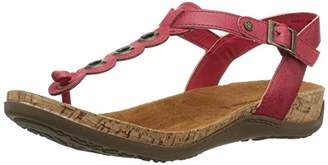 BearPaw Women's Jean Heeled Sandal