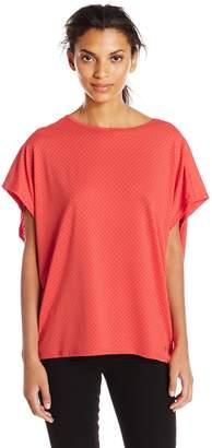 Bench Women's Striped Active Tee Shirt