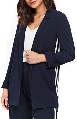 Wallis Athleisure Double Stripe Jacket