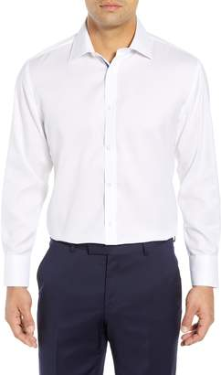 English Laundry Regular Fit Solid Dress Shirt