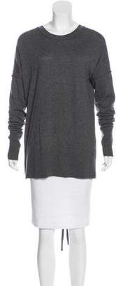 Marc by Marc Jacobs Long Sleeve Cashmere Top