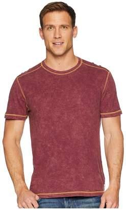 Agave Denim Snapper Rock Short Sleeve Crew Neck T-Shirt Men's Short Sleeve Pullover