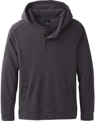 Prana Trawler Hooded Henley Fleece - Men's