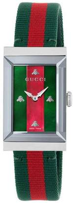 Gucci G-Frame watch 21x40mm