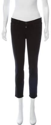 J Brand The Capri Low-Rise Jeans Black The Capri Low-Rise Jeans