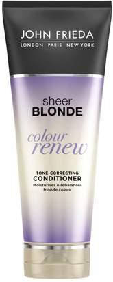 John Frieda Sheer Blonde Tone-Correcting Conditioner 250ml