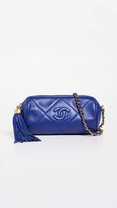 Chanel What Goes Around Comes Around Mini Barrel Bag