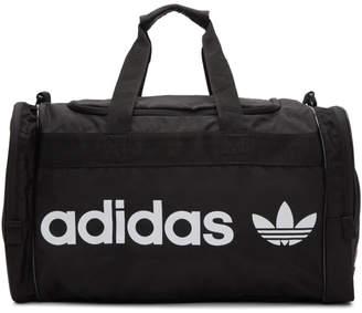 adidas Black Santiago II Duffle Bag