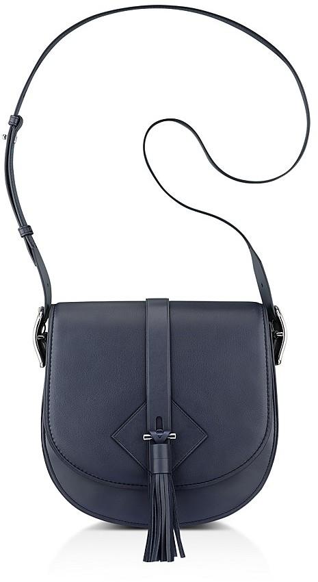 Anne Klein Gillian Leather Shoulder Bag