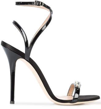 Giuseppe Zanotti Design strappy stiletto sandals